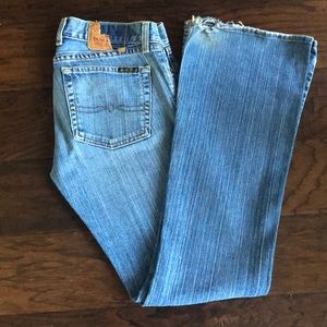 Lucky Brand jeans women's size 2, 26 inch